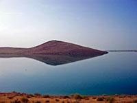 Озеро Учкизил