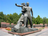 Монумент Мужества