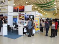 Выставка Мир Отдыха-2014 в Ташкенте