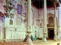 Мечеть в Бухаре. Фото Прокудина-Горского