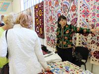 Выставка Мир Отдыха - 2014 в Ташкенте