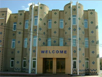 Hayat Inn Hotel in Khiva