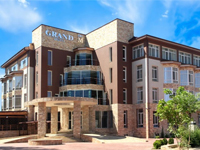 Grand M Hotel in Navoi