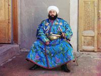 Бухарский Эмир. Фото Сергея Прокудина-Горского