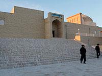 Архитектурный комплекс Султана Увайса