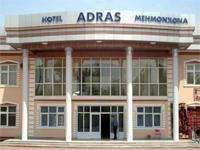 Гостиница Адрас