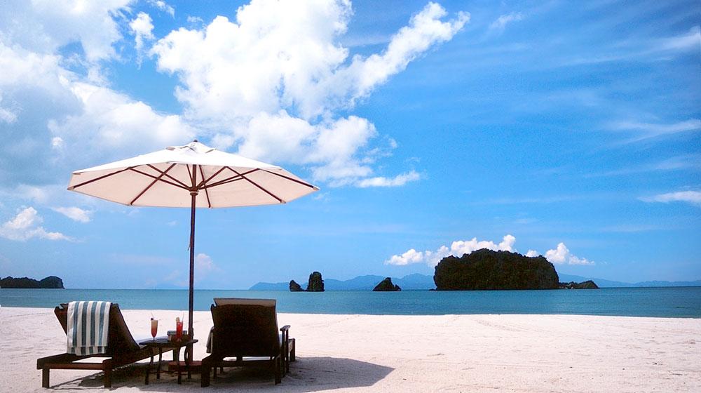 Tanjung rhu island