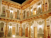 Minzifa Hotel in Bukhara