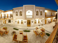 New Moon Hotel in Bukhara