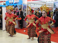 18-я Ташкентская Международная Туристическая Ярмарка