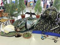 Экспозиция - Охота в Узбекистане