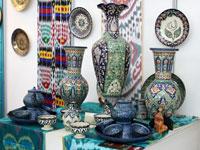 Прикладное искусство Узбекистана