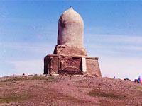 Мазар Чупон-Ата, Самарканд. Фото Прокудина-Горского