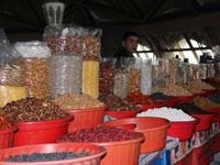 Кладезь витаминов - сухофрукты, орешки и т.п.