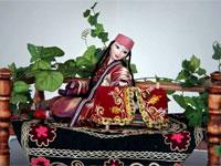 Эксклюзивные куклы Насибы Ахмедовой