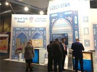 Узбекистан на выставке в Латвии Balttour 2014