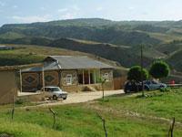 Гостевые дома возле источника Омонхона