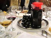 Дегустация домашнего вина