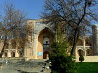 Медресе Кукельдаш, Ташкент