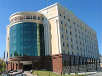 Registan Plaza Hotel in Samarkand