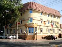 Гостиница Диёр-Бек