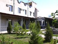 Гостиница Равшан