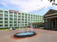 Гостиница Саёхат